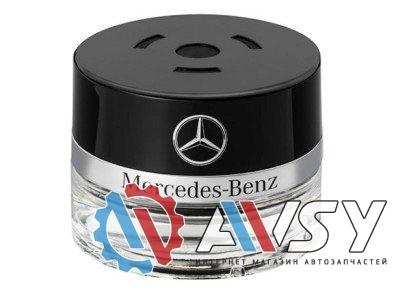 Пустой флакон системы ароматизации салона автомобилей Mercedes с опцией Air Balance