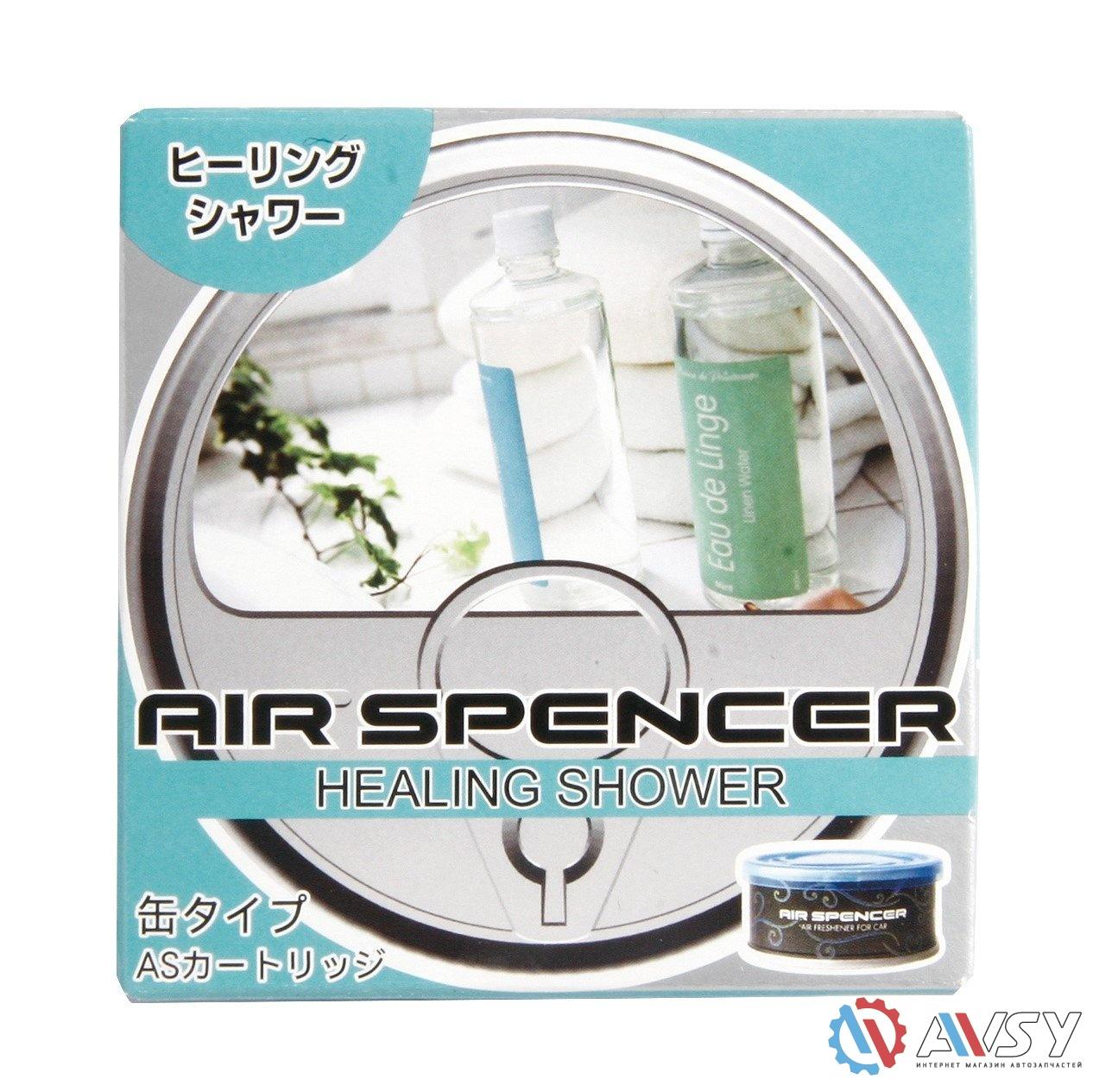 EIKOSHA SPIRIT REFILL-HEALING SHOWER Ароматизатор меловой исцеляющая влага