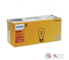 Лампа доп. освещ. W16W standart 12V 16W (картон) 10шт
